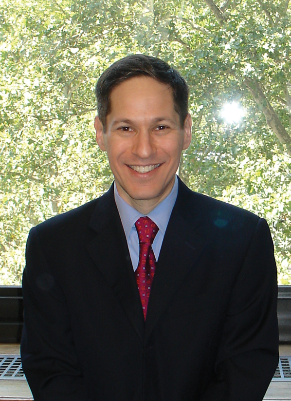 new york health commissioner tom frieden