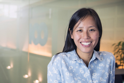 CLF-Lerner Fellow Yukyan Lam seeks research skills that can make a difference.
