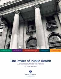 The Power of Public Health: A STRATEGIC PLAN FOR THE FUTURE