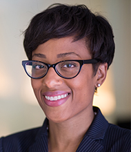 Tiffany McNair, MD, MPH '13