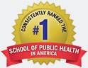 #1 School of Public Health in America